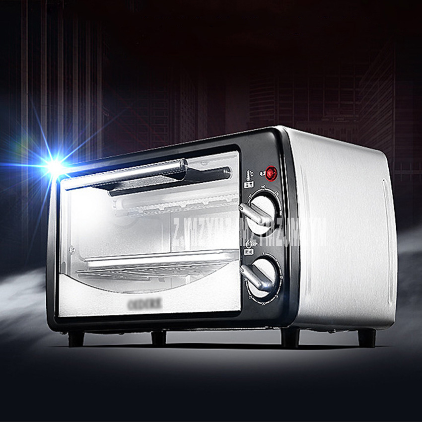 ODI-12B Baking Oven 12L Electric Oven Household Mini Bakery Machine Household Oven 220V / 700W цена