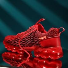 New Design Youth Trend Running shoes Men Breathable Flying weaving Mesh Sneakers Boy High Quality Soft  Jogging Sports shoes Hot crystal light светильник подвесной yagodans цвет металлический 18х30 см
