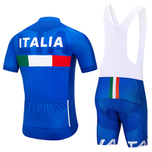 2019 Tour de Italy 12D GEL Cycling Jersey Short Jersey Ropa De Ciclismo Maillot ITALIA Cycling Clothes Cycling Bicycle Clothes