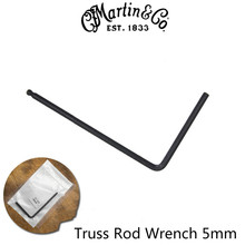 Martin Guitar 13WR0001 Original 2-Way 5mm Truss Rod Wrench, Long