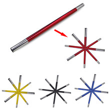 Multiplying Wand(Multi Color,50cm) Professional Magicians Magic Split Wand Magic Tricks Stage Gimmick Props Accessories WYQ(China)