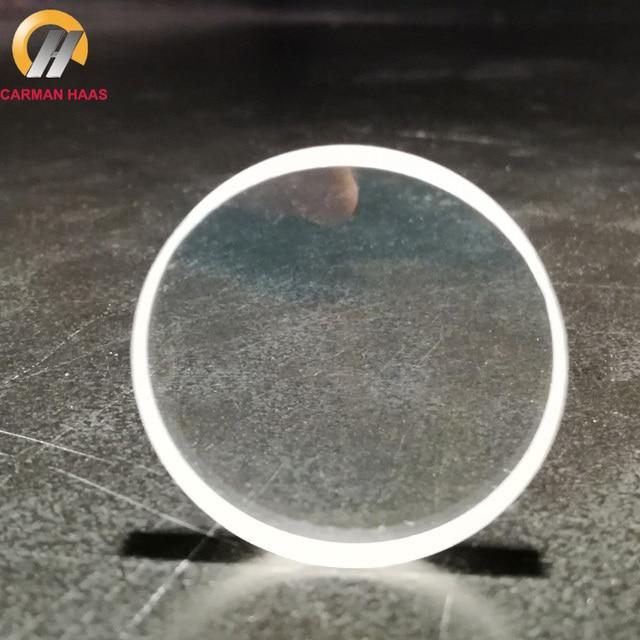 10 Pcs/Lot Carmanhaas 1064nm Fiber Laser Protective Lens Glass Protective Window Under 6KW Diameter 37mm 38.1mm 50mm 55mm 5