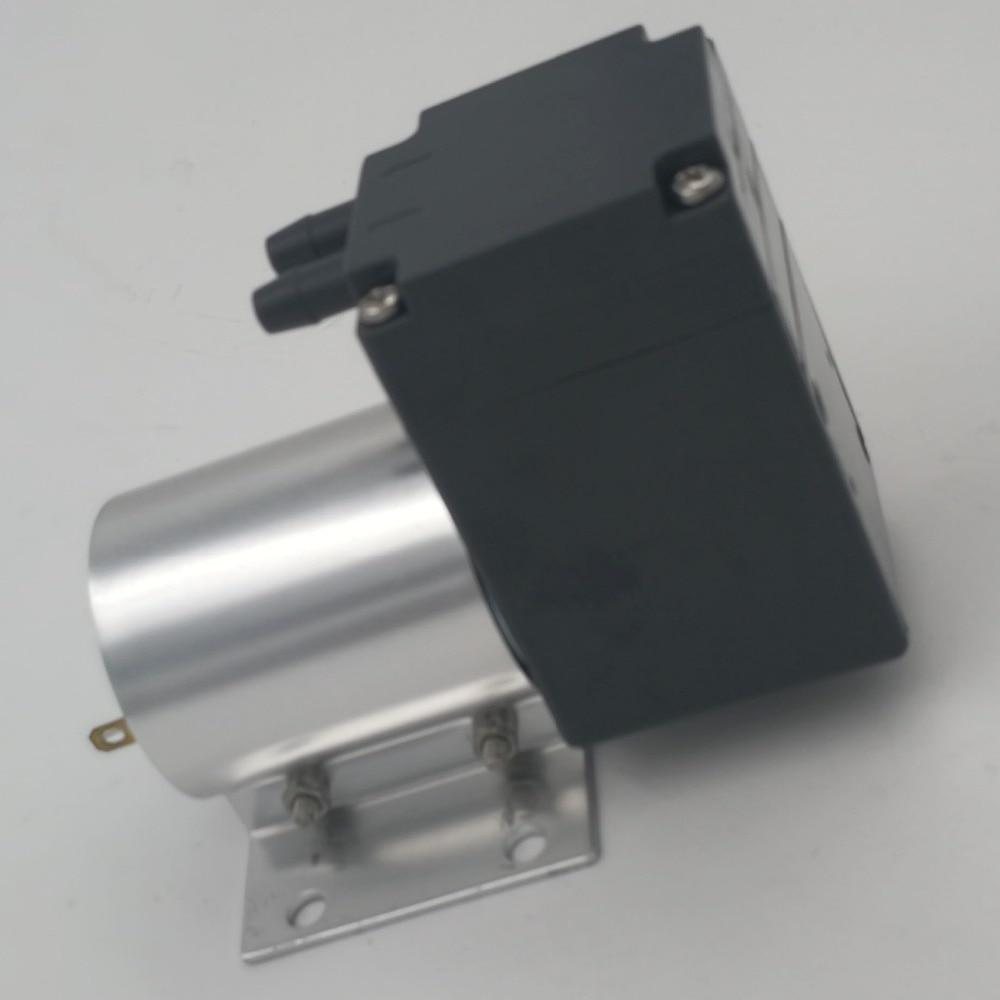 300kpa pressure 78kpa vacuum 6L/M electric diaphragm brush dc motor micro compressor 3l m electric brushless motor diaphragm dc air compressor 24v
