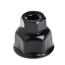 Auto Car Oil Filter Wrench Cap Socket 27mm 3/8