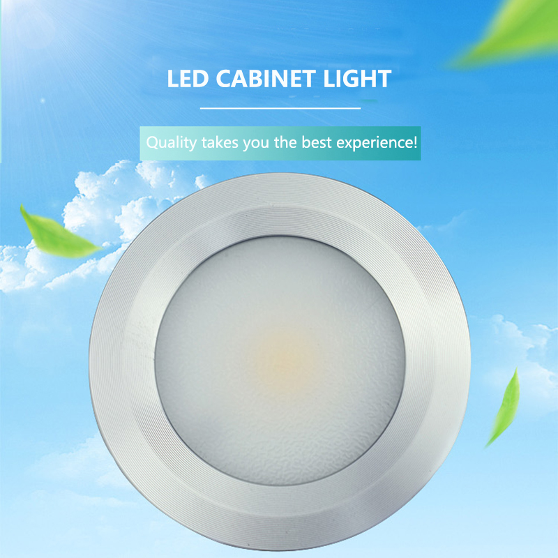 Image 5 - Treefores 6 PCS 3W 110V 240V Mini Downlight Lamps Drive Needless Cabinet Light Surface mounted Showcase LED Lamps-in Under Cabinet Lights from Lights & Lighting