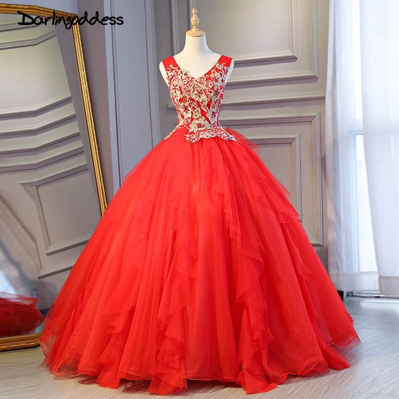 Red Wedding Dresses Shops