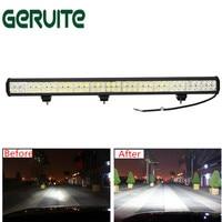 2PCS Lot Hot 234W Work Light Bar Waterproof LED Light Offroad Boat Car Truck Tractor LED