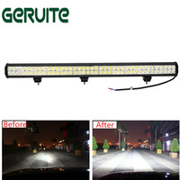 2PCS Lot Hot 234W Work Light Bar Waterproof LED Light Offroad Boat Car Truck Tractor LED