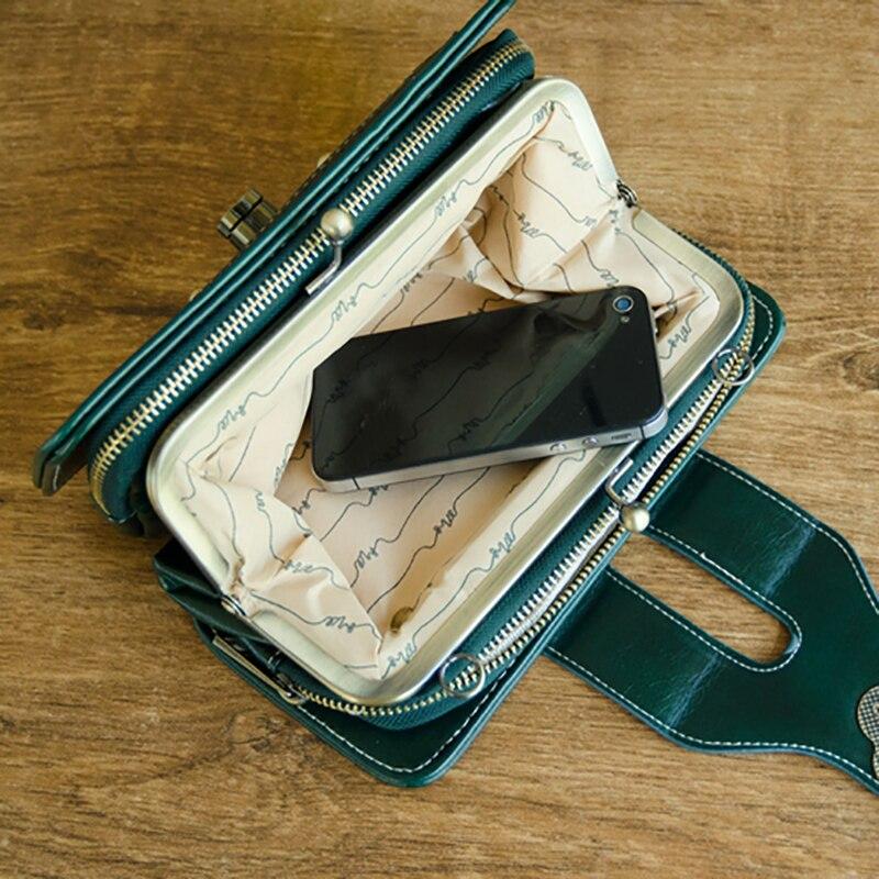 Retro Woven Small Square Bag 4