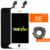 1 pcs alibaba china highscreen para iphone se display lcd tela digitador assembléia com substituição de vidro + suporte da câmera ok
