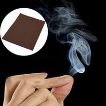 2017 New Adorable Finger Smoke Magic Trick Illusion Stage Close-Up Stand-Up A676