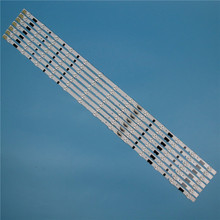 832mm 14 Piece/Set LED Array Bars For Samsung UE40F6800SS UE40F6800SD 40 inches TV Backlight Strip Light Matrix Lamps Bands