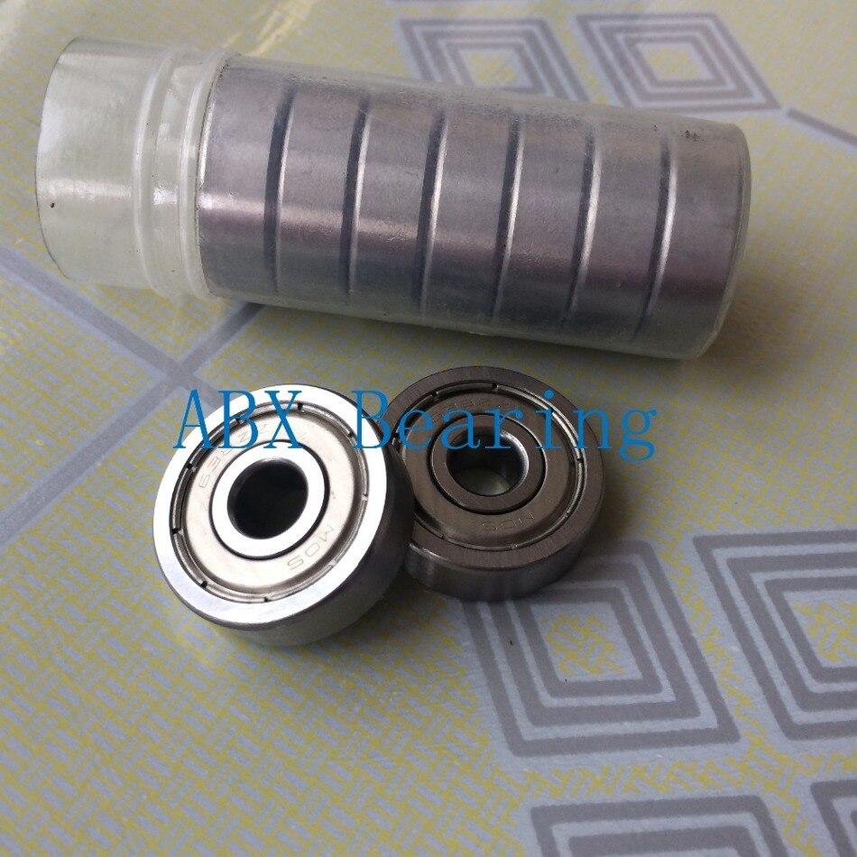 10pcs/lot 638ZZ 638Z 638 deep groove ball bearing 8x28x9mm miniature bearing