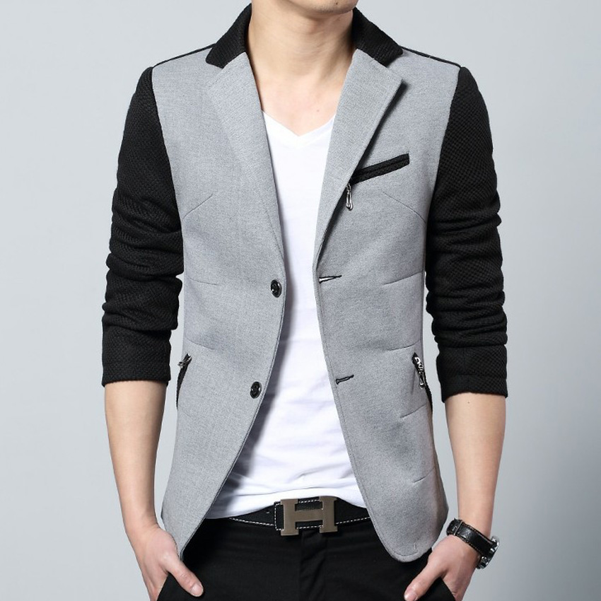 Aliexpress.com  Buy Spring Style Men Blazer Suit Men Brand Casual Jacket Latest Coat Designs ...