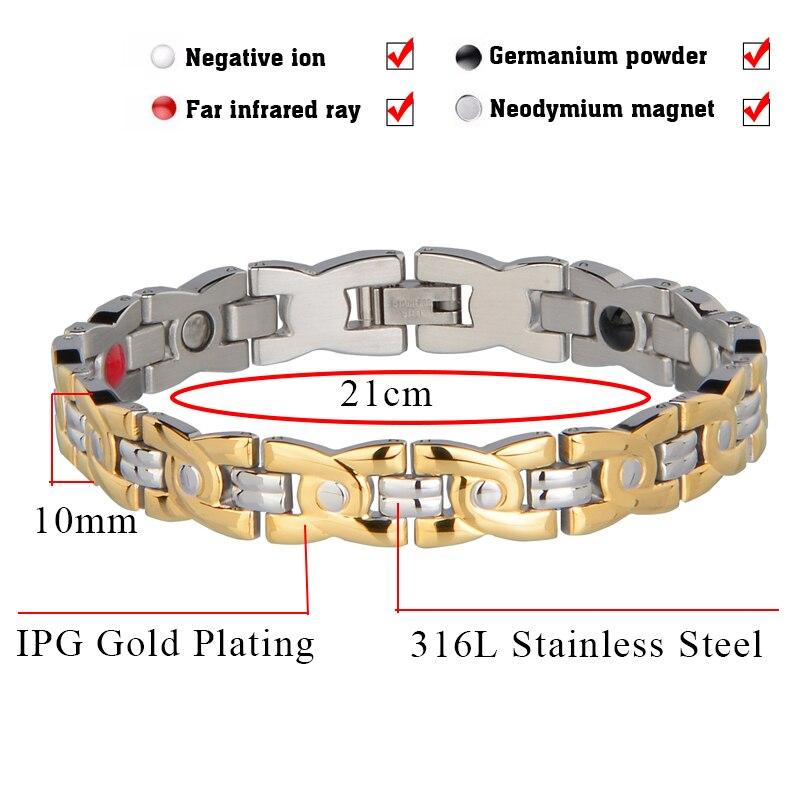 10109 Magnetic Bracelet Details_1