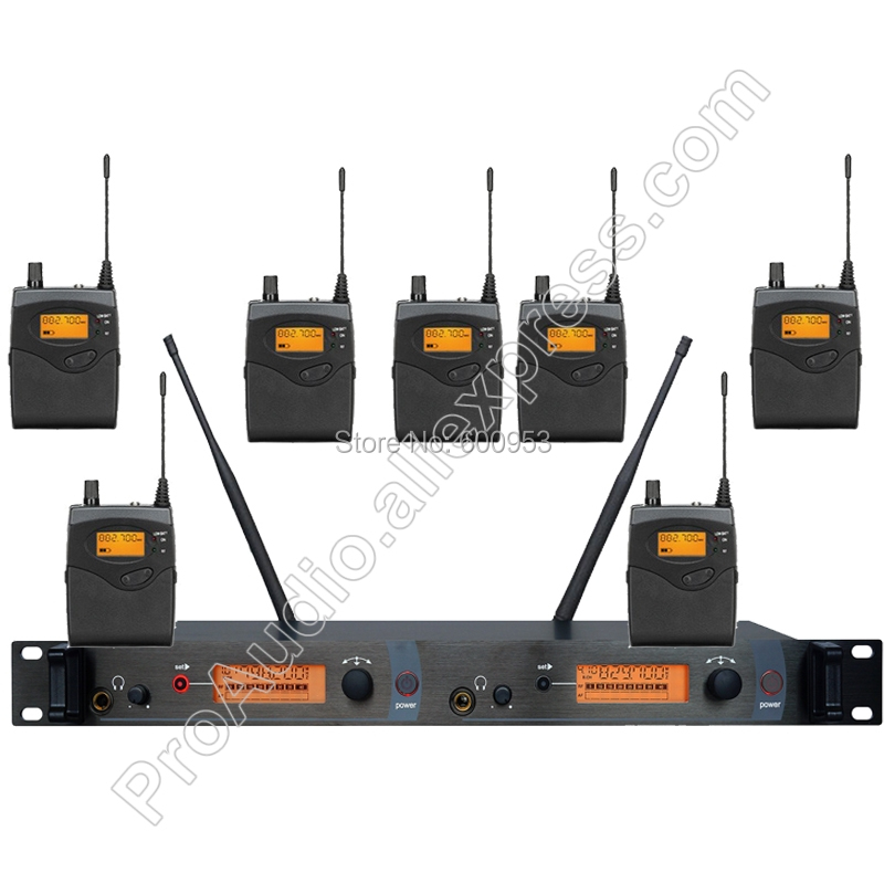 Free Shipping MICWL G3 Dual Channel UHF Wireless Monitor Monitoring System 1 Transimtter with Multiple Receivers free shipping micwl g3 dual channel uhf wireless monitor monitoring system 1 transimtter with multiple receivers