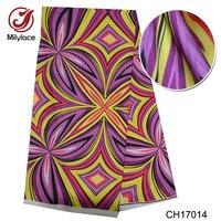 Bán Hot popular thiết kế 5 yards mỗi nhiều vải voan hoa văn độc đáo bán buôn vải voan CH17013, CH17014