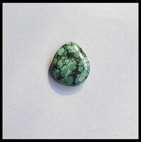 Natural StoneTriangle Arborization Opal Cabochon 50 46 7mm 28 31g Semiprecious Stone Cabochon Beads