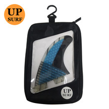 FCSII M size G5 Fin surfboard fins FCS2 Fibreglass Honeycomb with fin bag