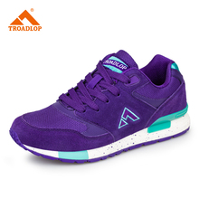 TROADLOP girls's trainers light-weight sport sneakers unisex spring sneakers outside athletic sneakers
