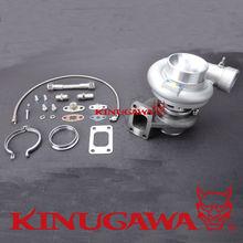 Kinugawa Turbocharger 4 TE06H-25G with T3 10cm / V-band External Gate Housing #301-02001-136