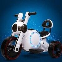 ZRC-1/子供電動バイク三輪車/男の子と女の子屋外おもちゃ車両/子供の電気オートバイ