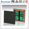 Leeman p10 rgb led module 160mm*160mm 2015 outdoor RGB 32*16 320mm*160mmDIP ph10 full color led module module p10 led panel SIGN