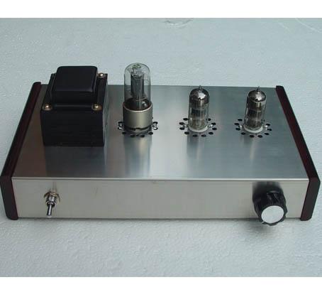 цена на HOT 6n1*2+6z5p tube Pre-AMP HIFI stereo preamplifier DIY KIT