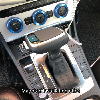 Automatic Gearbox Handles Gear Shift Knob Lever Stick for Volkswagen Tiguan Bora Golf CC Sagitar MAGOTAN Lavida Touran Rabbit