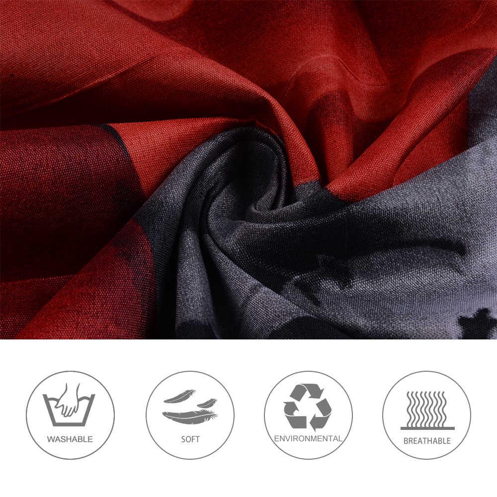 DIDIHOU 3/4PCS Rose Print Luxury Bed Linen For Duvet Cover Bedding Set Flower Pillowcase Bedclothes Home Textile Room Decoration
