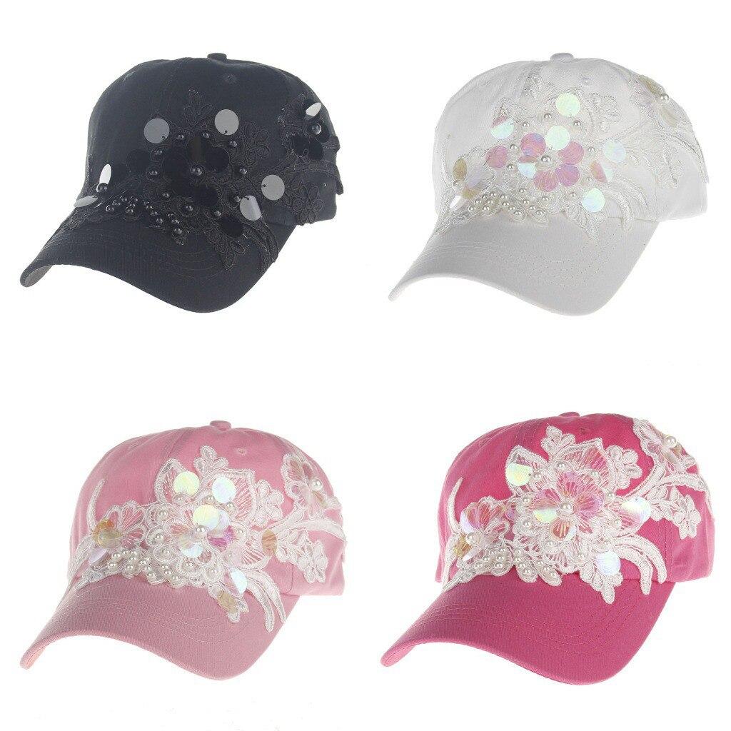 Frauen Diamant Floral Baseball-cap Unisex Snapback Hip Hop Flachen Hut Lkw Schirmmütze Für Frauen Gorras Para Hombre 10