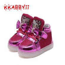 2016 New Cheapest spring Autumn winter Children s Fashion Sneakers Kids Shoes Chaussure Enfant Cartoon Girls