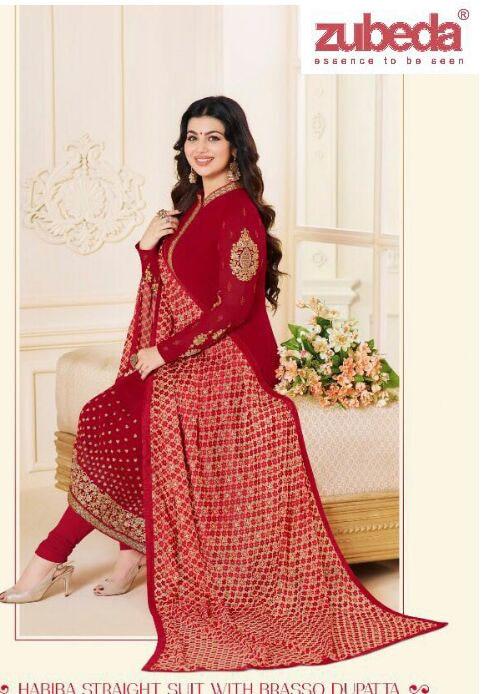 Straight Salwar Kameez Indian//Pakistani Ethnic Suit Traditional Ready Made Dress