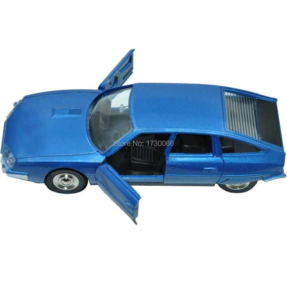 цена на Atlas Dinky Toys Last Edition 011455 Citroen Cx Pallas Car Model 1:43 Scale Blue Alloy Diecast Car model & Toys Model