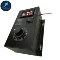 DC6V 90V Digital PWM DC Motor Controller 8A 15A 0 100% Adjustable