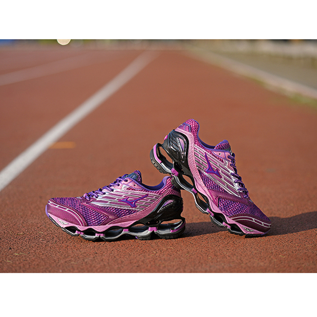 Jual Murah Mizuno Wave Prophecy 5 Profesional Wanita 6 Warna Angkat. Jual  Sepatu Olahraga ... e5ddd8e65a