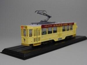 Image 3 - Ho scale model 1:87 scale tram Serie 5000 (Ateliers de la Dyle) 1935 Diecast model car