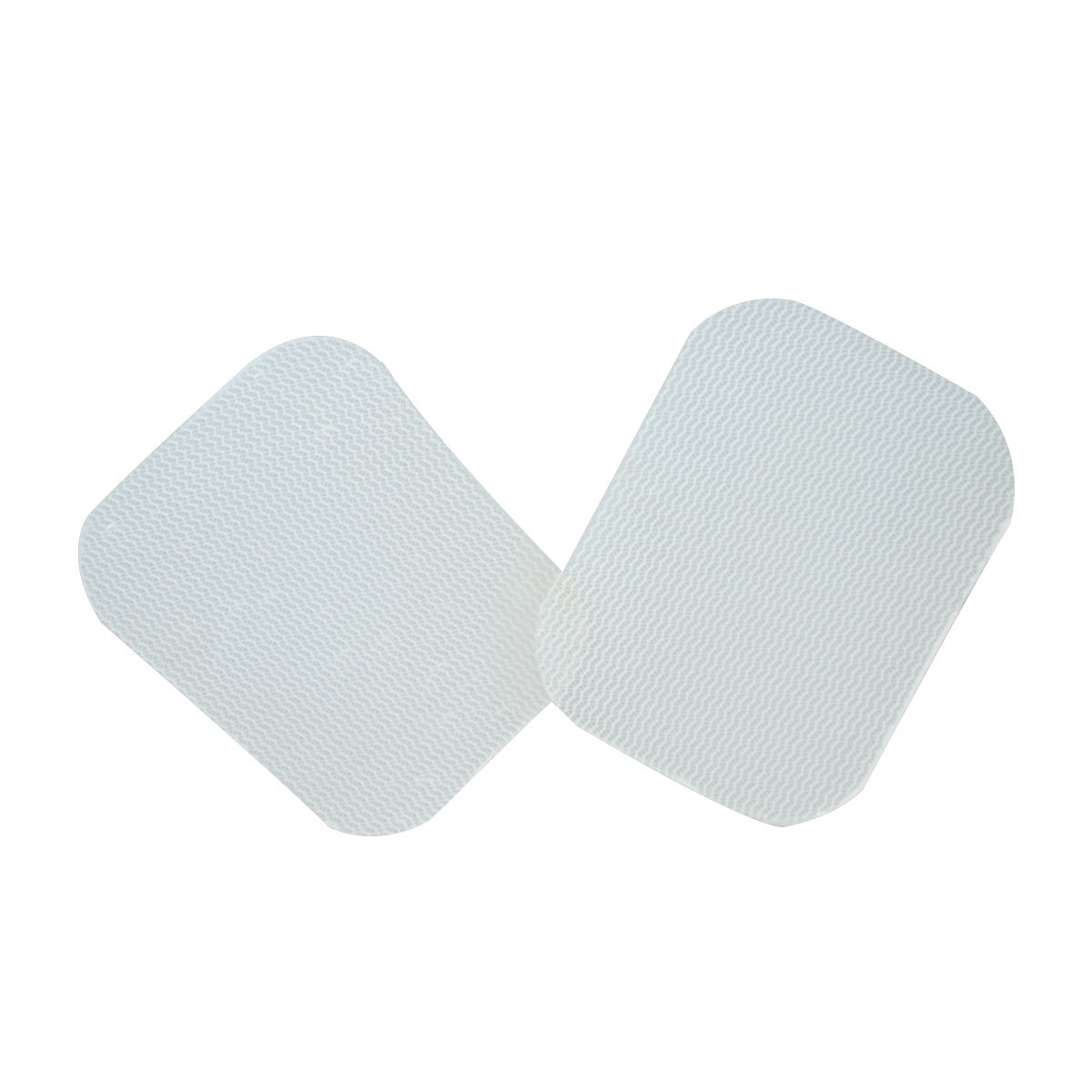 1000Pcs/Lot Adhesive Gel Tens Electrode Pads Sticker Transparent Electrode Pads For Digital Therapy Machine Muscle Stimulator leravan mi home snap on electrode pads 2pcs