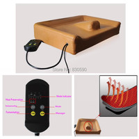 Chronic prostatitis treatment cushion far infrared heat plus vibration massage therapy for prostate discomfort relief