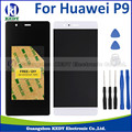 1pcs High quality For Huawei Ascend P9 Digitizer Assembly LCD Display with Touch Screen Phone repair+tools