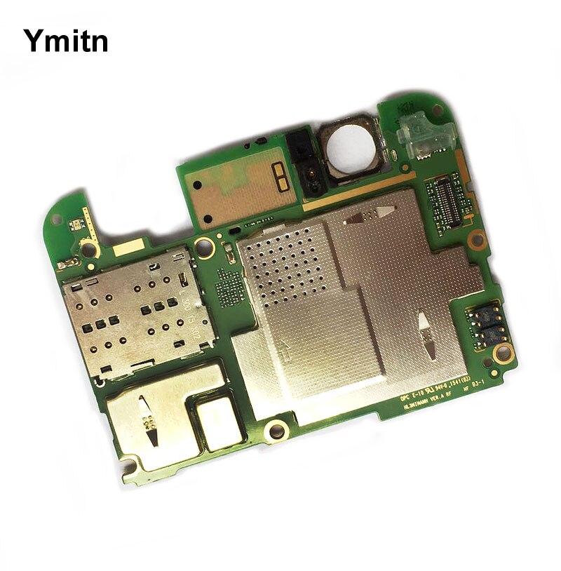 Ymitn Débloqué Original 6 p Travail de la Carte Mère Et la Carte Mère Circuit conseil Pour Huawei Google Nexus 6 p H1511 h1512