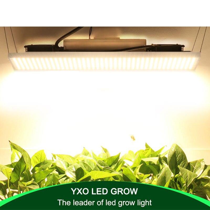Samsung LM561C S6 200 W 400 W 600 W Dimmable led Élèvent La Lumière led à spectre complet Lampe Remplacer HPS 1000 W Croissance lampe Intérieure Usine Élèvent