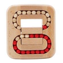 Inteligência luban fechaduras antigo china ancestral bloqueios tradicional de madeira cérebro teaser quebra-cabeça brinquedos educativos 1pc brinquedo de bloqueio mágico