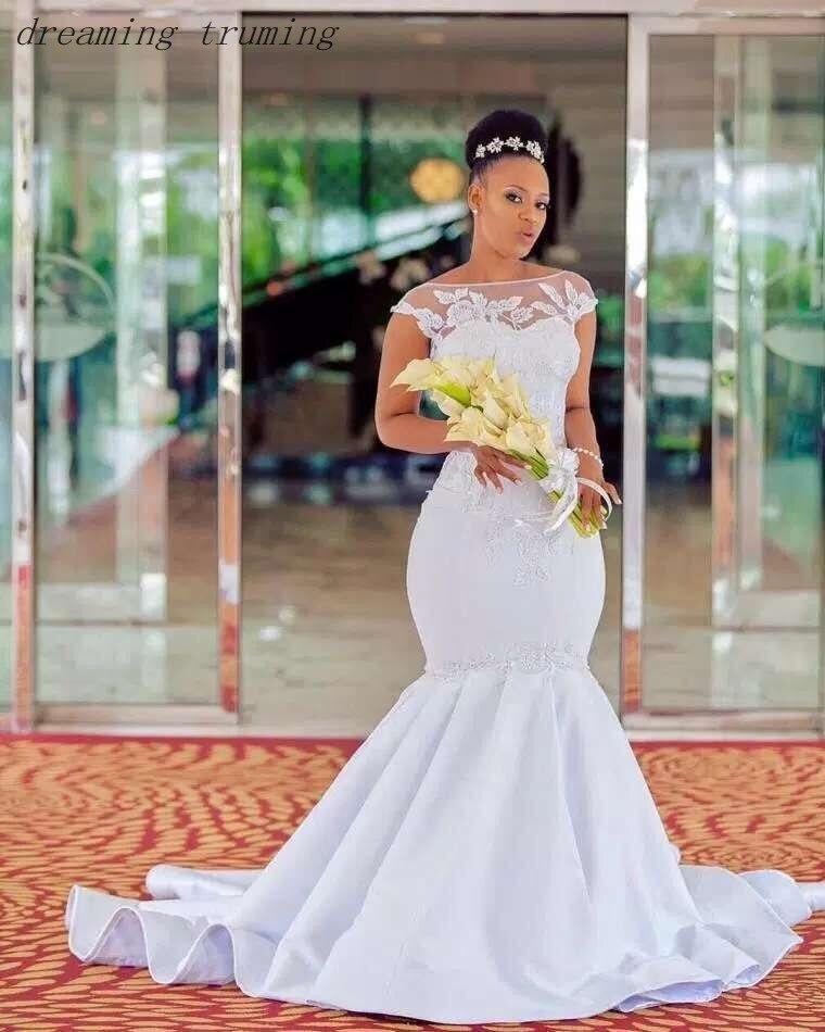 Aliexpress.com : Buy Vintage Mermaid Wedding Dresses 2019