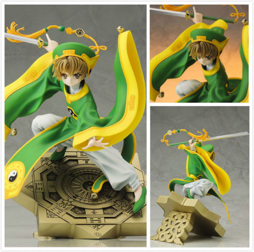 Figurine en PVC Sakura LI SYAORAN 1/7 nouveau 20 cm