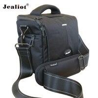 Jealiot Professional Waterproof Shockproof Camera Bag Shoulder Bag Camera Case For DSLR Canon Nikon Sony