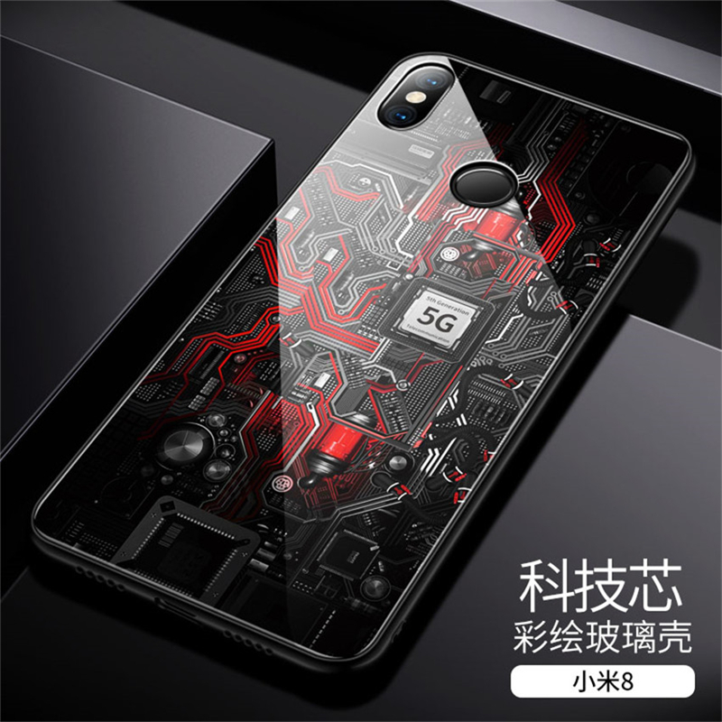 Aixuan Tempered Glass Phone Case (9)