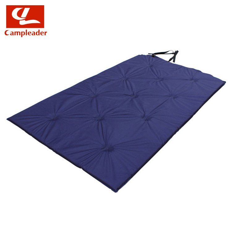 Automatic inflatable cushion pad thickening widened moisture-proof tent outdoor yoga mat double mattress