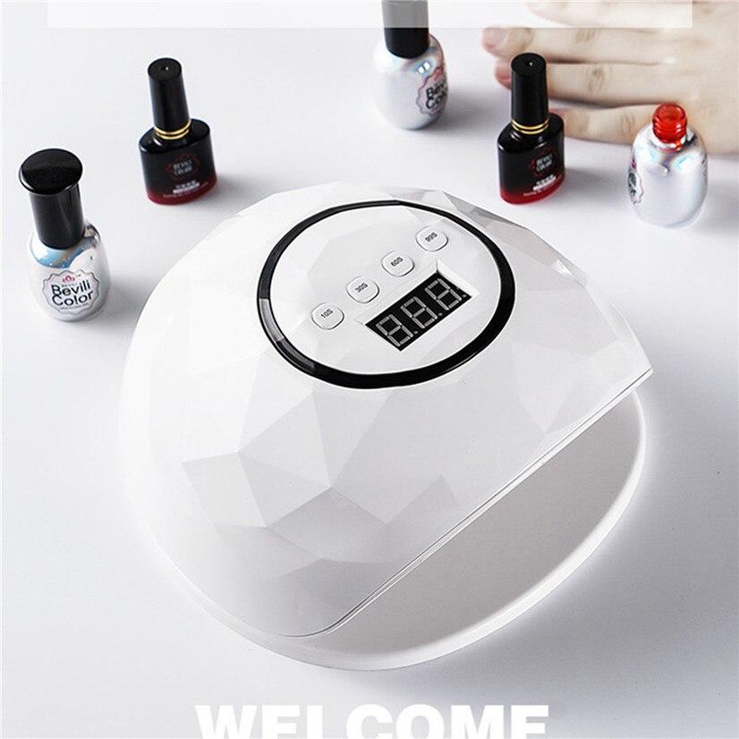Quick Dry UV Lamp 72W/86W LED Nail Lamp With Sensor Dryer Manicure 24/39 PCS LEDS lamp Cure Gel Polish UV lamp nail dryer Tools