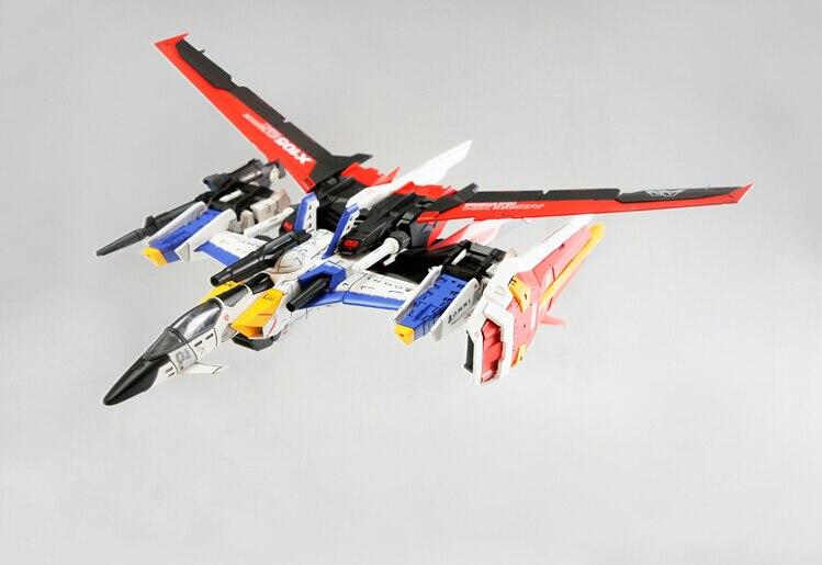 ФОТО DRAGON MOMOKO MG 1/100 FX-550+AQM/E-X01 Skygrasper+Aile Striker Mobile Suit kids toys